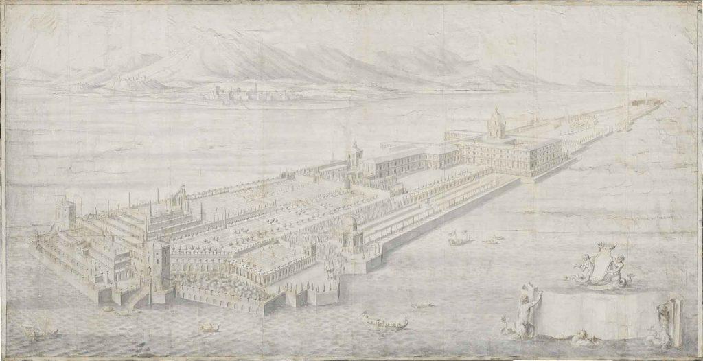 Isola-lato-dei-giardini_architetto-Carlo-Fontana