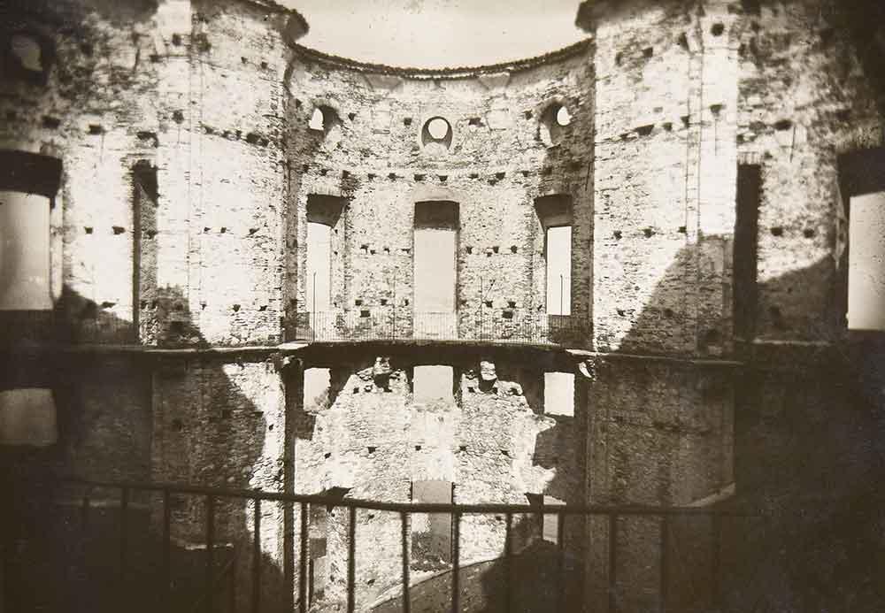 Palazzo-Borromeo-Mostra-Vitaliano-VI-interno-salone-nel-1948