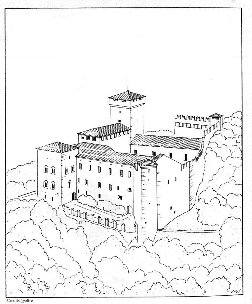 Rocca di Angera Colora