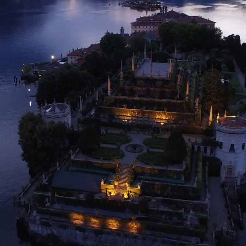 Visite private all'Isola Bella