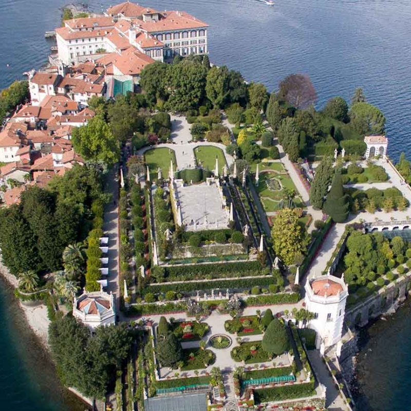 Countdown to the reopening of Isole Borromee, the Rocca di Angera and the Parco Pallavicino