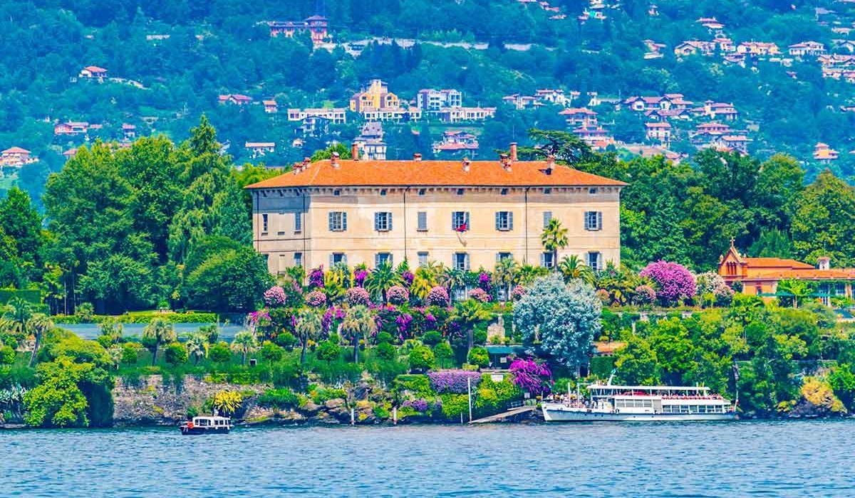Isola Bella + Isola Madre + Parco Pallavicino