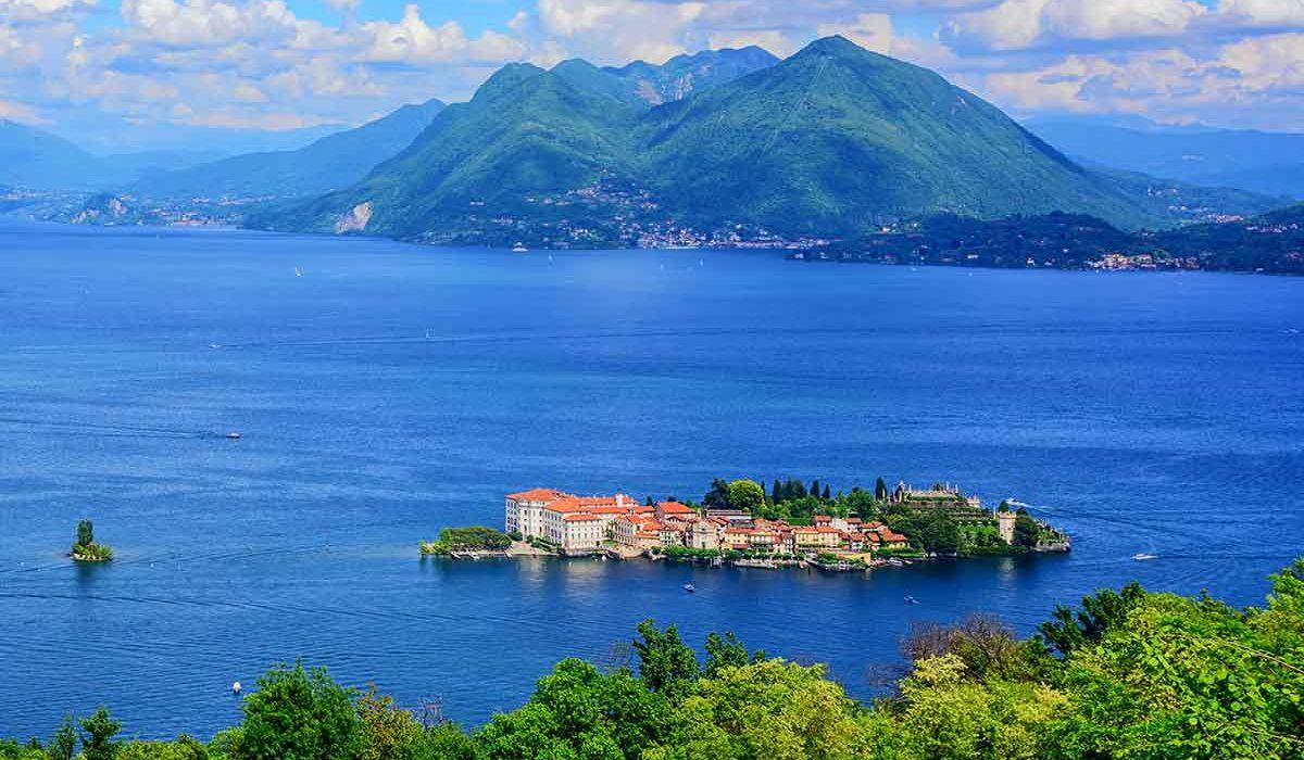 Isola Bella + Isola Madre + Parco Pallavicino + Rocca di Angera