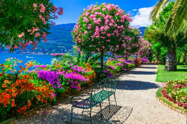 Giardino Isola Bella