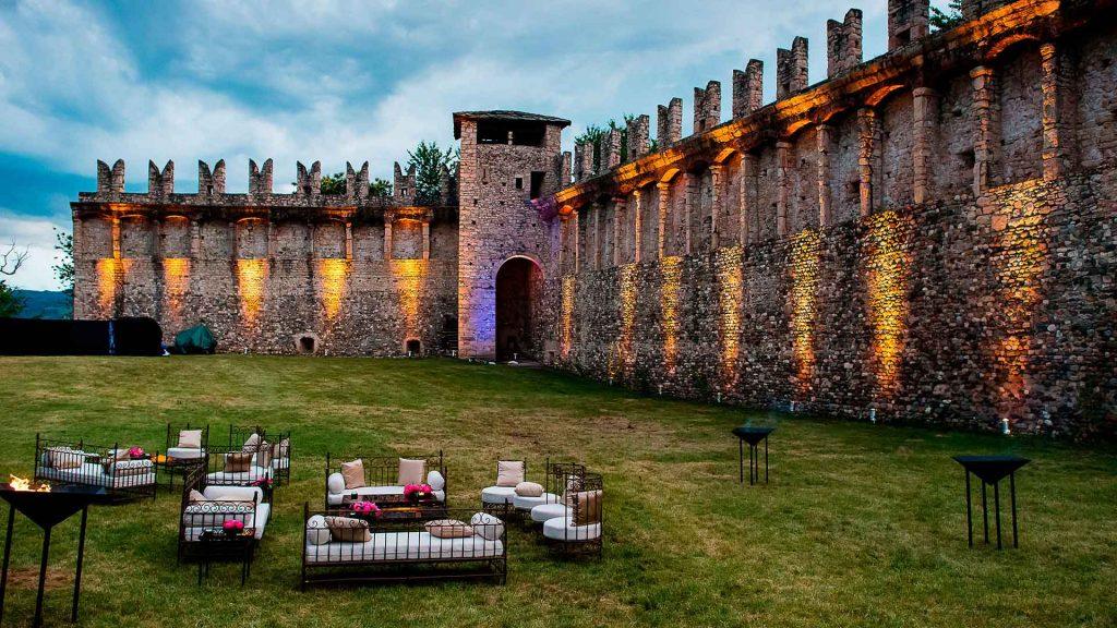 Rocca di Angera Wedding