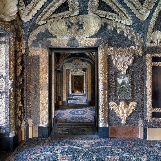 grotte Palazzo Borromeo