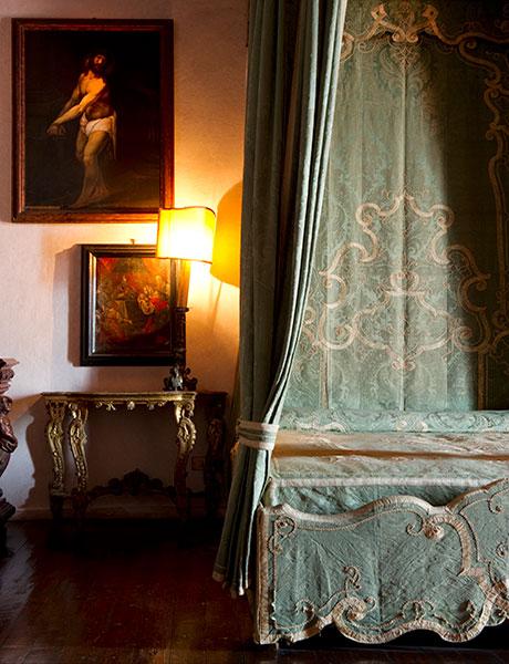Palazzo Borromeo Isola Bella Interno