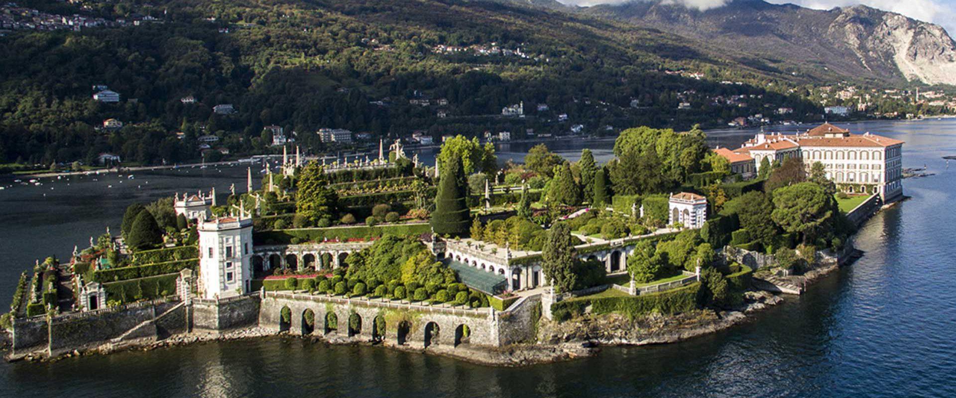 Dal 18 maggio aprono Isola Bella,  Isola Madre e Rocca di Angera!