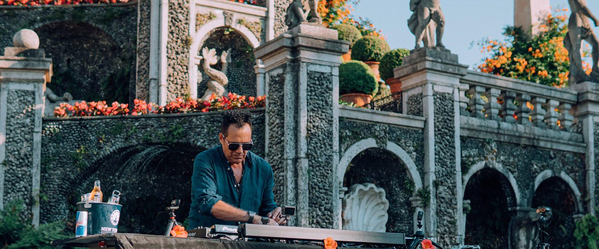 Joe T Vannelli e il Teatro Massimo dell'Isola Bella