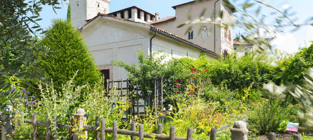 Rocca di Angera - Giardino Medievale