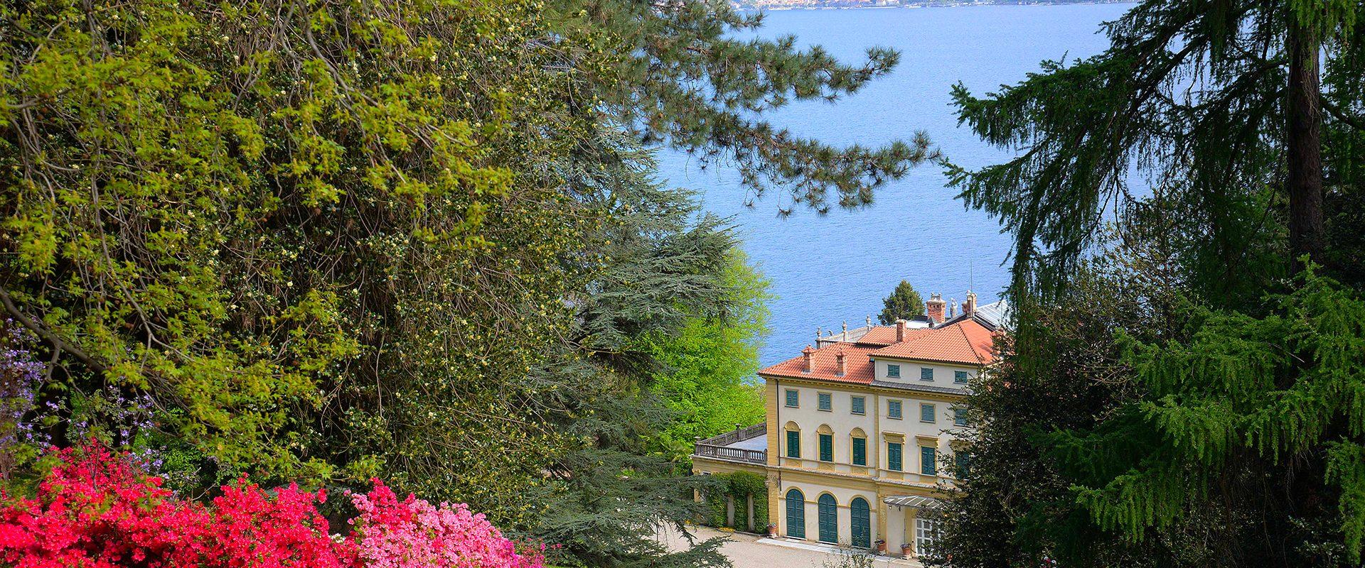 Parco Pallavicino e Rocca di Angera riaprono lunedì 26 aprile